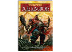 Warhammer Armies Book - Ogre Kingdoms (Hardcover)