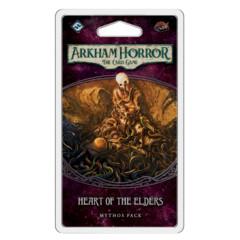 Arkham Horror Lcg: Heart of the Elders - Mythos Pack