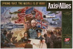 Axis & Allies: Spring 1942, The World Is at War!