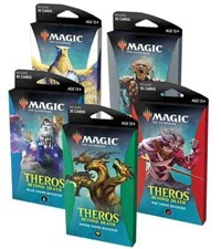 Theros Beyond Death Theme Booster Pack - Black Blue Green Red White
