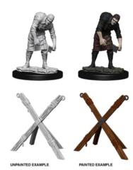 Pathfinder Battles Unpainted Minis - Assistant & Torture Cross