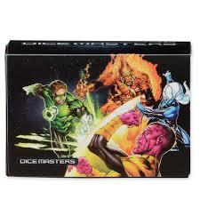 DC Dice Masters: War of Light Magnetic Box