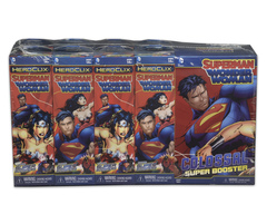 Superman and Wonder Woman Booster Brick