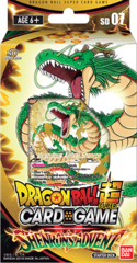 Dragon Ball Super Starter Deck 07: Shenron's Advent