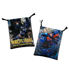 DC Dice Masters: World's Finest Dice Bag (Superman/Batman)