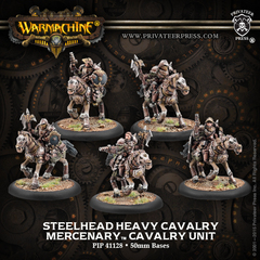 Steelhead Heavy Cavalry (5) PIP 41128