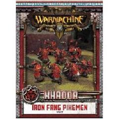 Iron Fang Pikemen PIP 33090