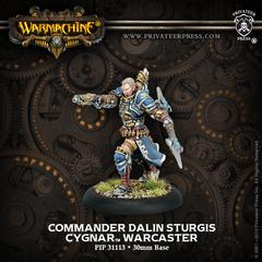 Commander Dalin Sturgis PIP 31113