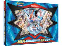 Ash-Greninja - EX Box