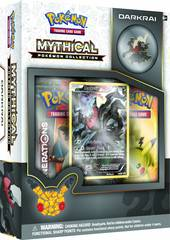 Darkrai Pokemon Mythical Collection