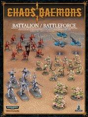Chaos Daemons Battalion / Battleforce