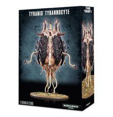 Tyrannocyte - Tyranids