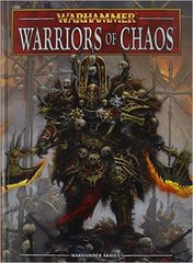 Warhammer Armies Book - Warriors of Chaos (Hardcover)