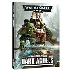 Codex Adeptus Astartes Dark Angels (Hardcover)