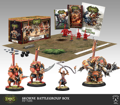 SKORNE - BATTLEGROUP STARTER (MK III) PIP 74095