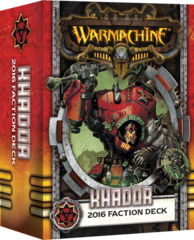 KHADOR - FACTION DECK (MK III) PIP 91105
