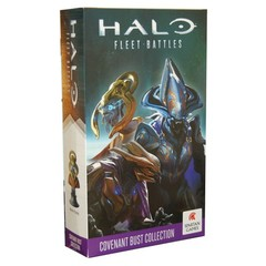 Halo: Fleet Battles – Covenant Bust Collection