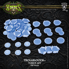 TROLLBLOOD - TOKEN SET (MK III) PIP 91125