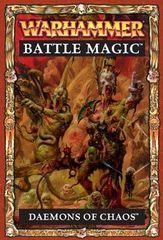 Warhammer Battle Magic - Daemons of Chaos