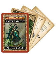 Warhammer Battle Magic - Wood Elves