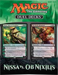 Duel Decks: Nissa vs Ob Nixilis