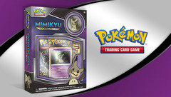 Mimikyu Mythical Collection w/ Pin