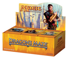 Dragon's Maze Booster Box - Russian