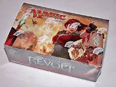 Aether Revolt Booster Box - Korean
