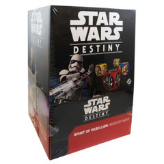 Spirit of Rebellion - Star Wars Destiny Booster Box
