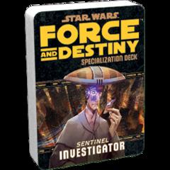 Sentinel Investigator Deck