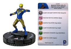Booster Gold - 008, Common