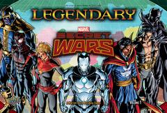 Legendary Marvel Secret Wars Vol. 1