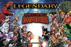 Legendary Marvel Secret Wars Vol. 2