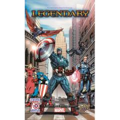 Legendary Marvel Captain America 75th anniversary