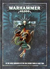 8th Ed Warhammer 40000 Rulebook