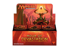 Hour of Devastation Booster Box - English