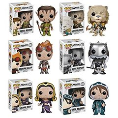 FUNKO POP - PLANESWALKERS - MTG / Magic the Gathering