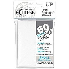 Eclipse 60 White (small sleeves)