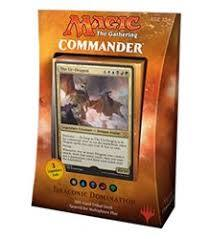 Commander 2017: Draconic Domination / Dragons Deck