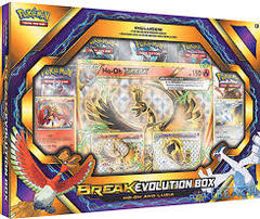 BREAK Evolution Box Featuring Ho-Oh and Lugia