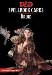 Dungeons And Dragons: Updated Spellbook Cards - Druid Deck