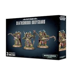 Deathshroud Bodyguard - Death Guard