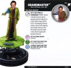 Grandmaster - 010 - Rare