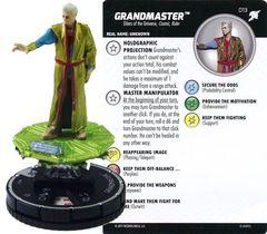 Grandmaster - 013 - Rare