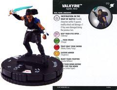 Valkyrie - 012 - Rare
