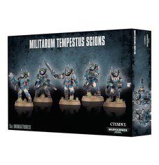 Militarum Tempestus Scions - Astra Militarum