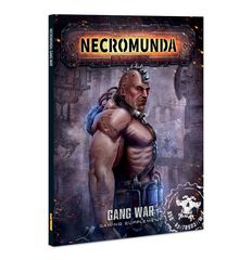 Necromunda Gang War Book