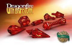PolyHero Wizard Set - Dragonfire with Brimstone