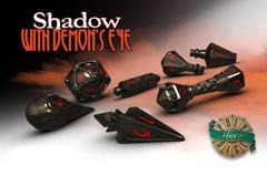 PolyHero Wizard Set - Shadow with Demon`s Eye