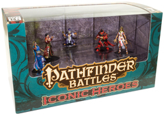 Pathfinder Battles: Iconic Heroes Set #8